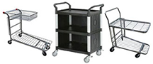 Multi Tier Trolleys